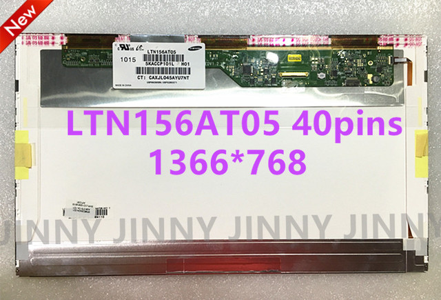 100% compatible 15.6 LED LCD Screen B156XTN02.2 B156XW02 LP156WH2 TLA1 N156BGE-L21 LP156WH4 TL A1 N1 LTN156AT05 LTN156AT24