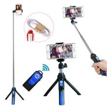 Оригинальный Benro Mefoto Портативный мини-штатив 3 в 1 какчественный селфи стик с блютуз Пультом и мини зеркало для селфи снимков для iPhone Andriod Смартфонов Gopro
