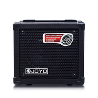 JOYO DC 15 Acoustic Electric Bass Guitar Amplifier Multi Effects Stereo Speaker Digital Volume Control Amp Guitar Accessories