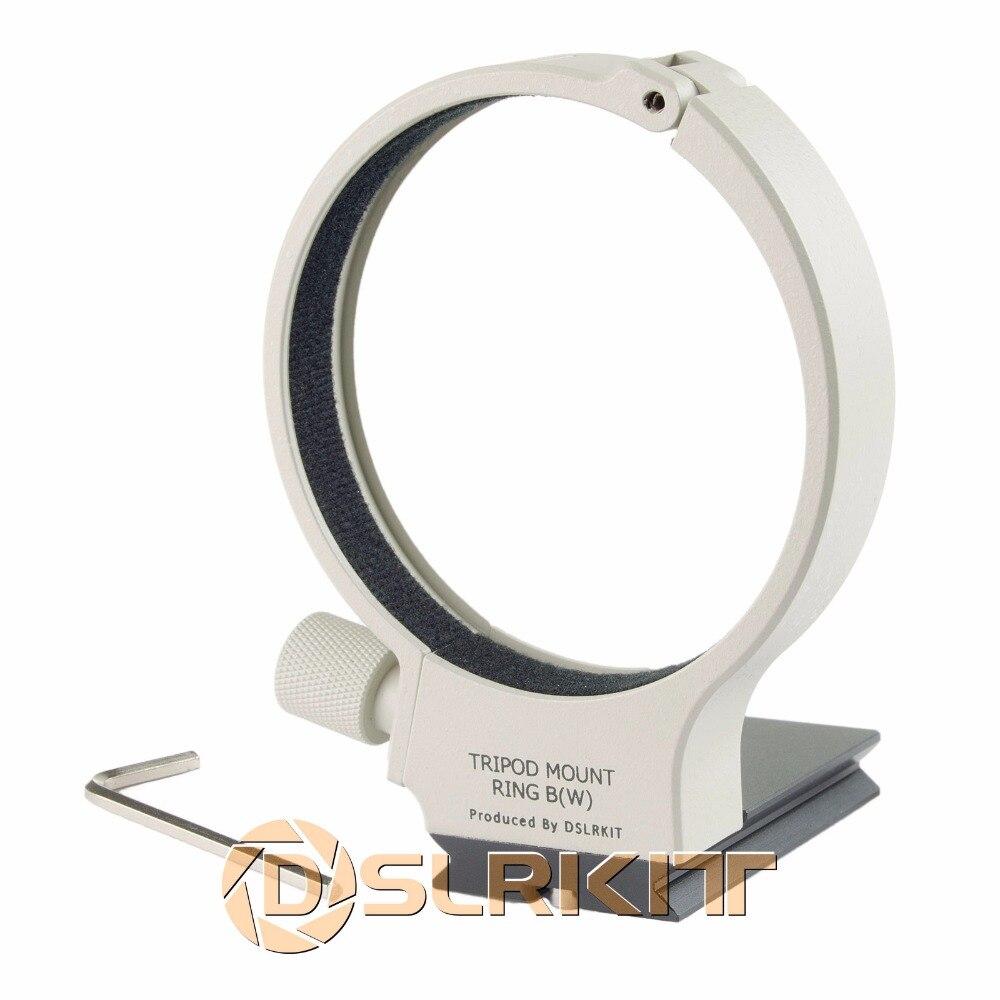 Haute qualité trépied anneau b (w) pour canon 70-200mm f/2.8l is ii usm
