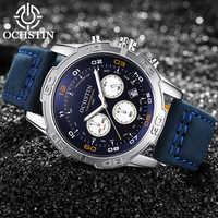 OCHSTIN Watch Men Fashion Sport Quartz Clock Mens Watches Top Brand Luxury Business Male Watch Relogio Masculino Relojes Hombre