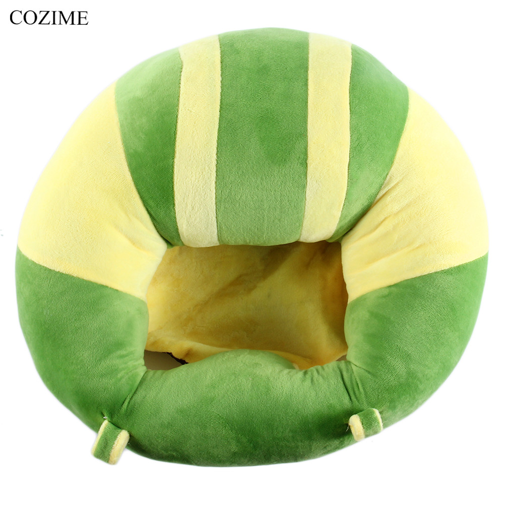 COZIME Infant Baby Sofa Support Seat Soft Cotton Safety Cotton Travel - Baby Furniture - Photo 4