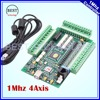 MACH3 4 Axis USB CNC Motion Control Card Frequency 1M HZ CNC Controller Driver Board Used