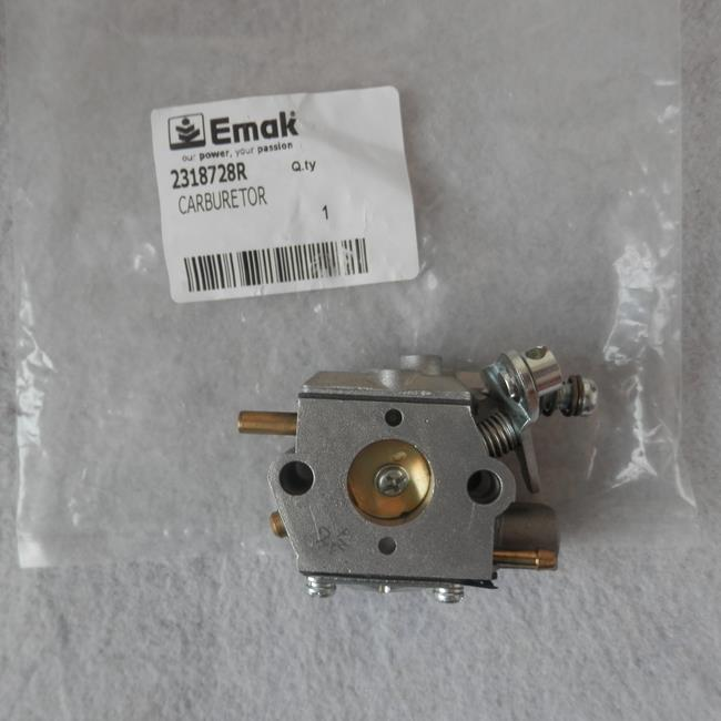 GENUINE CARBURETOR FOR OLEO MAC OM 36 38 43 44TRIMMER 36.3CC 40.2CC WALBRO CARB ASSY BRUSHCUTTER PARTS EMAK 2318728R 2318765AR