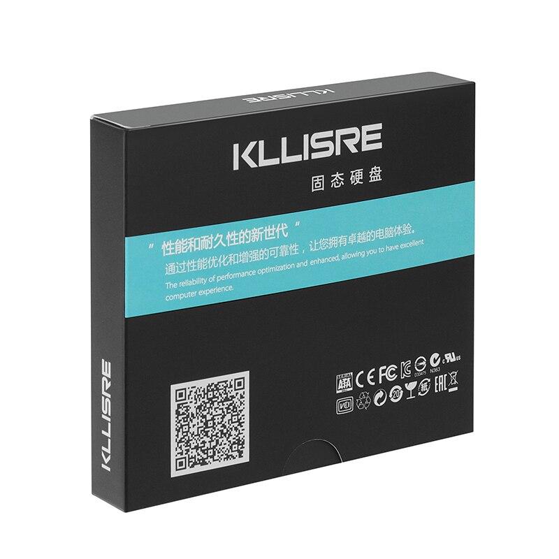 Kllisre SSD 480GB SATA 3 2 5 inch Internal Solid State Drive HDD Hard Disk HD