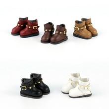 Ботинки кожаные туфли со звездами подходит для Блит Azone MMK кукла licca туфли кукольные аксессуары