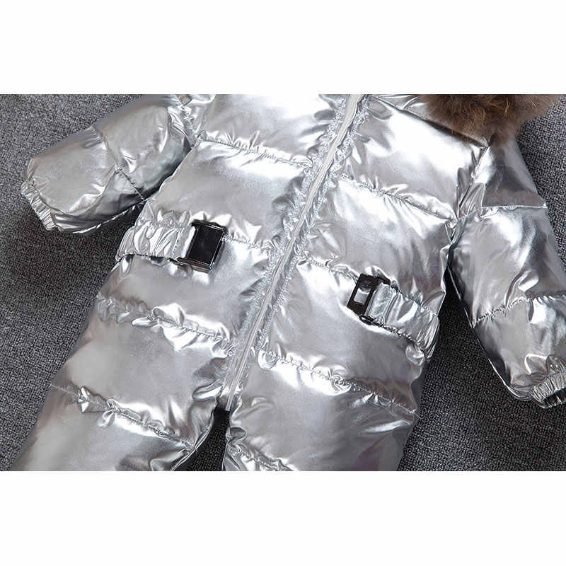 617c9b465 Detail Feedback Questions about Newborn Silver Duck Down Jumpsuit ...