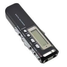8 gb mini telefone digital voz ativada gravador de áudio ditaphone wav caneta driver gravador de voz profissional