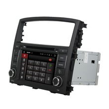 1024*600 Quad Core Android 5.1.1 Fit MITSUBISHI PAJERO V97 V93 2006-2012 Dvd-плеер Автомобиля Навигация GPS 3 Г Радио