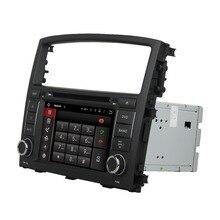 1024*600 Quad Core Android 5.1.1 Fit MITSUBISHI PAJERO V97 V93 2006-2012 Car DVD Player Navigation GPS 3G Radio