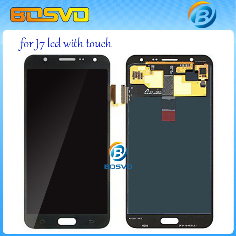 5pcs DHL EMS shipping for Samsung for Galaxy J7 LCD display J700 J700F LCD display screen with touch digitizer 5.5 inch tested 5 pieces lot free dhl ems shipping tested for samsung galaxy s6 edge lcd display sm g925 g9250 screen with touch digitizer