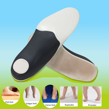 56c5080f7e Children orthopedic arch support insoles breathable orthopedic sandal flat  feet valgus varus shoes insoles for kids