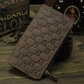 FREE SHIPPING 2017 Vintage Cowhide knitting credit card genuine leather 22 Card holder for men Handmade Real Leather Card