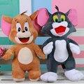 Caliente nuevos juguetes 30 cm de peluche de juguete Tom cat y ratón Jerry niños regalo de Navidad de cumpleaños m132