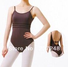 ballet dance Adult Leotard for girls Backless Leotard Balletdance skirt  Sleeveless practise wear Ballet leotard for Women