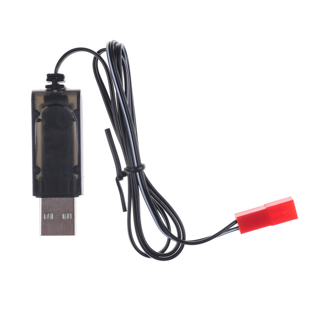 High Quality 1pc 3.7V Black USB Charger Adapter Cable For Sky Viper...