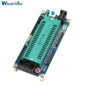 Image 2 - AVR ATMEGA16 Hệ Thống Tối Thiểu Ban ATmega32 Ban Phát Triển + USB ISP USBasp Lập Trình Viên ISP ATTiny 51 Mô đun