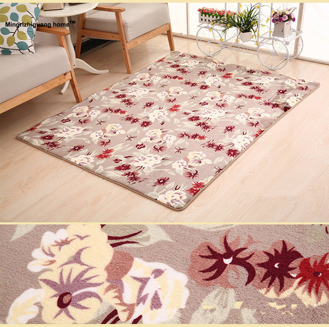 1PC 40X60CM Carpet Area Rug For Bedroom Livingroom Carpet Kitchen ...