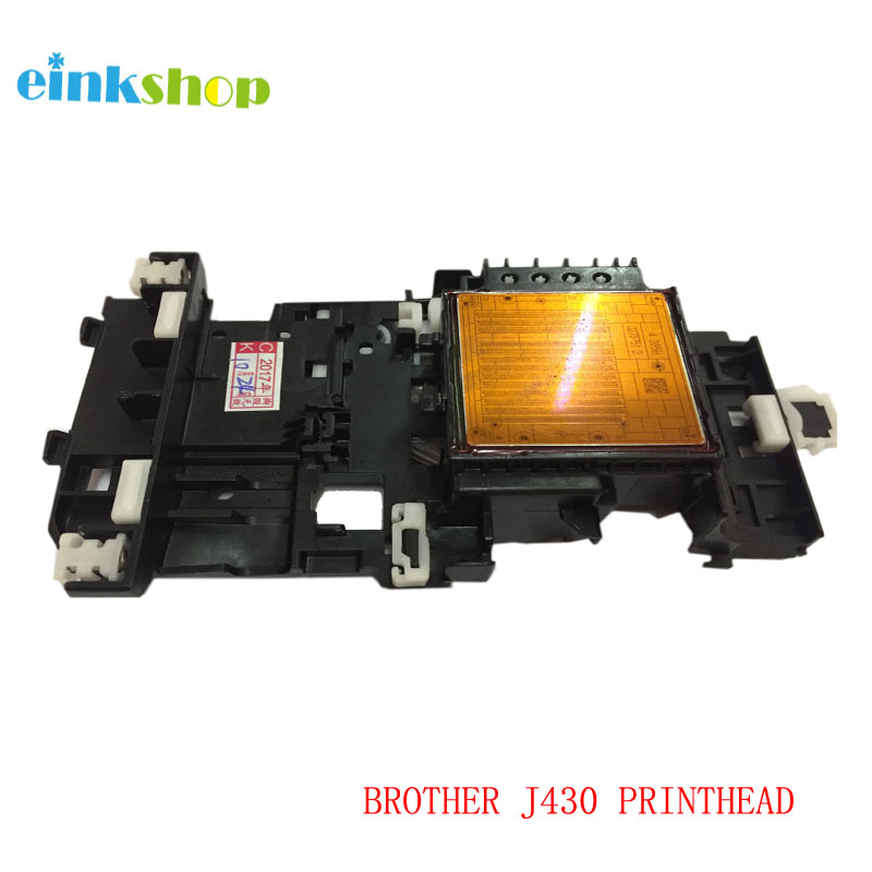 For Brother J430 Printhead for Brother 5910 6710 6510 6910 MFC-J430 MFC-J725 MFC-J625DW MFC-J625DW MFC-J825DW Print head 4 color print head 990a4 printhead for brother dcp350c dcp385c dcp585cw mfc 5490 255 495 795 490 290 250 790 printer head