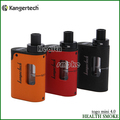 Togo mini 2.0 kit 1.9 ml tanque kanger 1600 mah/4.0 Kit 3.8 ML Atomizador Cabeça Bobina Cigarro Eletrônico Kangertech com CLOCC Vape