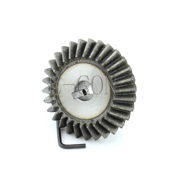 1pcs 2.5M30T Metal Umbrella Tooth Bevel Gear Helical Motor Gear 30 Tooth 15mm/17mm/18mm/20mm/22mm/25mm/28mm/30mm/32mm/35mm Bore фото