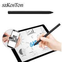 Capacité tactile stylo pour Apple crayon stylet stylo pour iPhone pour iPad 9.7 mini 2 3 Pro Air pour Xiaomi Samsung peinture stylo