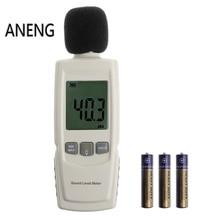 ANENG звукомер децибел цифровой мини аудио измерения уровня шума 30-130 дБ