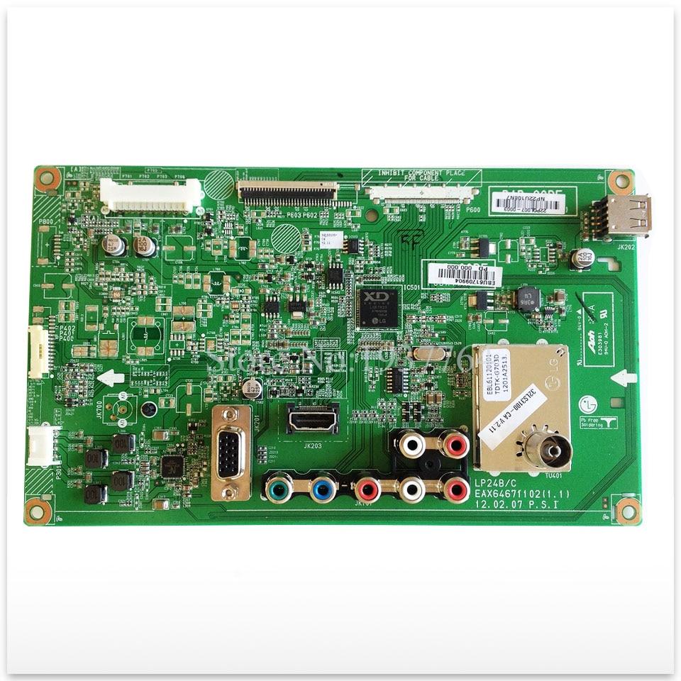 Original for 32LS310C-CA 32LS3100 main board EAX64671102 (1.1) original binding l32p60fbd main board 40 ms8102 maa2xg screen t315xf03