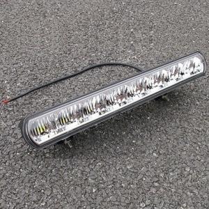 Image 5 - 16 Inch 80W Work Led Light Bar Lights For Lada Niva Cars Flood Beams 4x4 Off road SUV ATV Tractor Boat Trucks Excavator 12V 24V