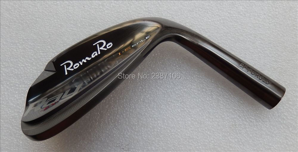 Playwell ROMARO  RAY   forged  carbon steel  golf   wedge head   wood  iron  putter new golf head romaro alcobaca tour stream forged carbon steel golf wedge head have 50 56 58 deg loft no golf shaft free shipping