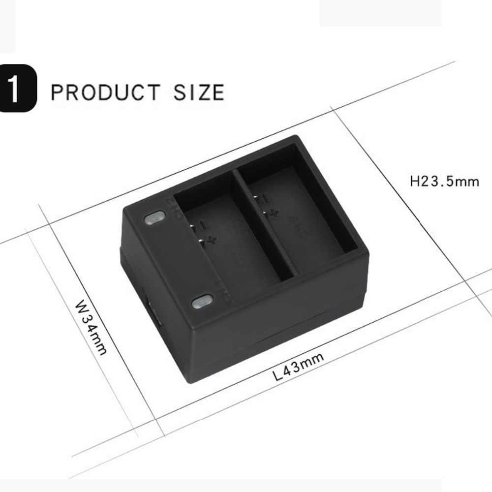Супер акция Двухканальное зарядное устройство для камеры GoPro AHDBT-201/301 USB порт камеры зарядное устройство для GoPro AHDBT-201 301 302