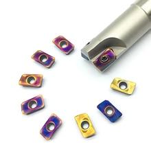 APMT1135 PDER 10PCS+1PCS BAP300R 14MM / 15MM 16MM 19MM 20MM 2T Milling holder carbide insert Shoulder milling tools cutter