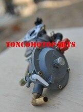 LPG NG conversion kit for water pump engine 168F GX160 dual fuel carburetor