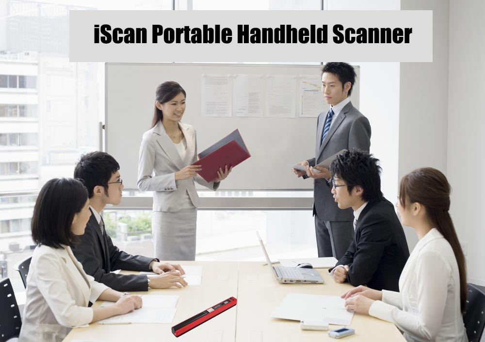iScan Mini Portable Scanner 7