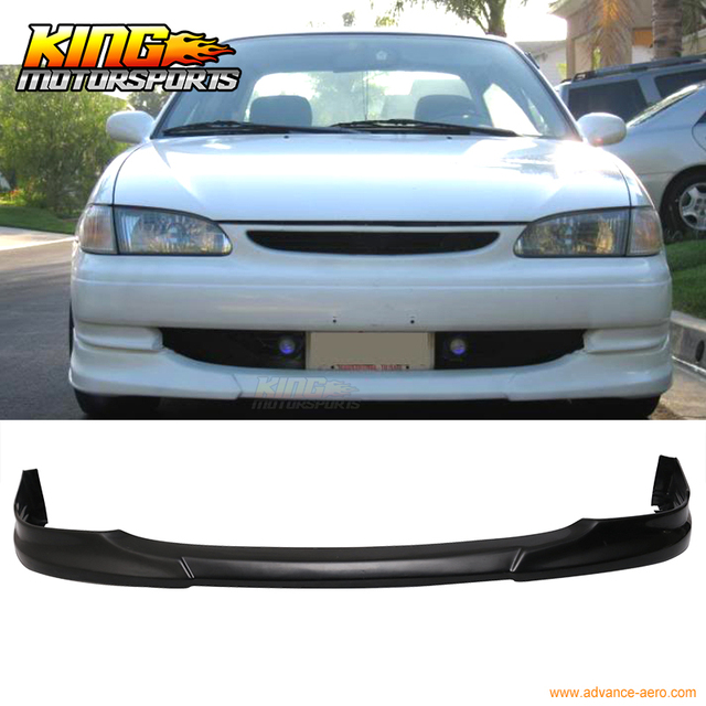 For Toyota Corolla Sedan Zze Sport Rs Abs Front Lip Jpg X on 1998 Honda Civic Front Lip Bumpers