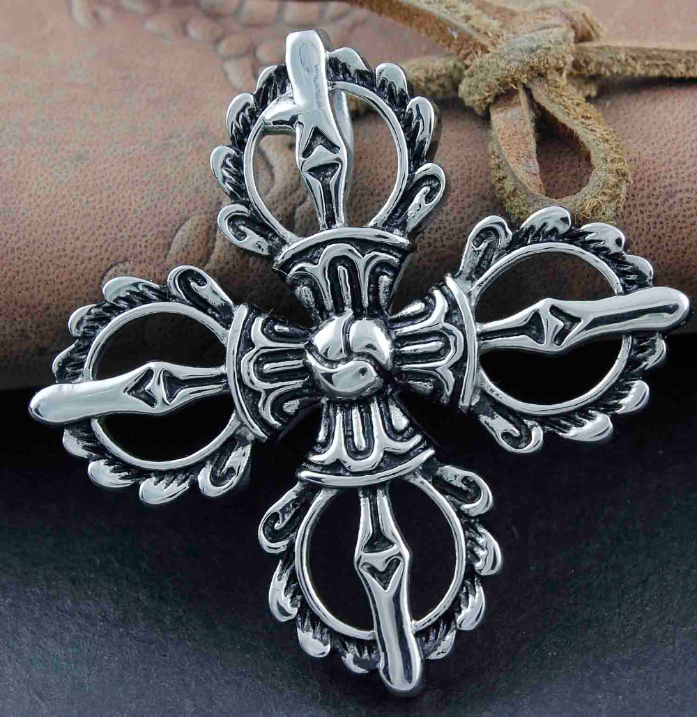 piece phurba dorje wholesale metal pendant white a tibetan set of kartika