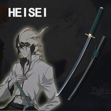 Cosplay Bleach Katana Kunamashiro Zanpakuto Japanese Anime Real Folded Steel Sword Weapon