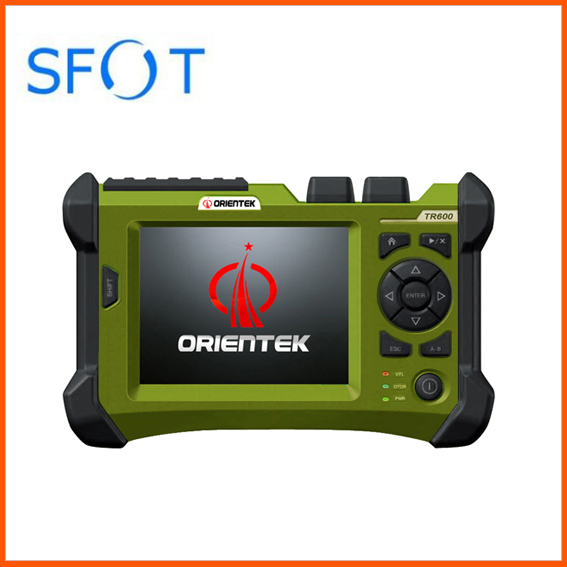 TR600 OTDR PON SS24CF 1310/1550 + 1625nm 38/36/34db