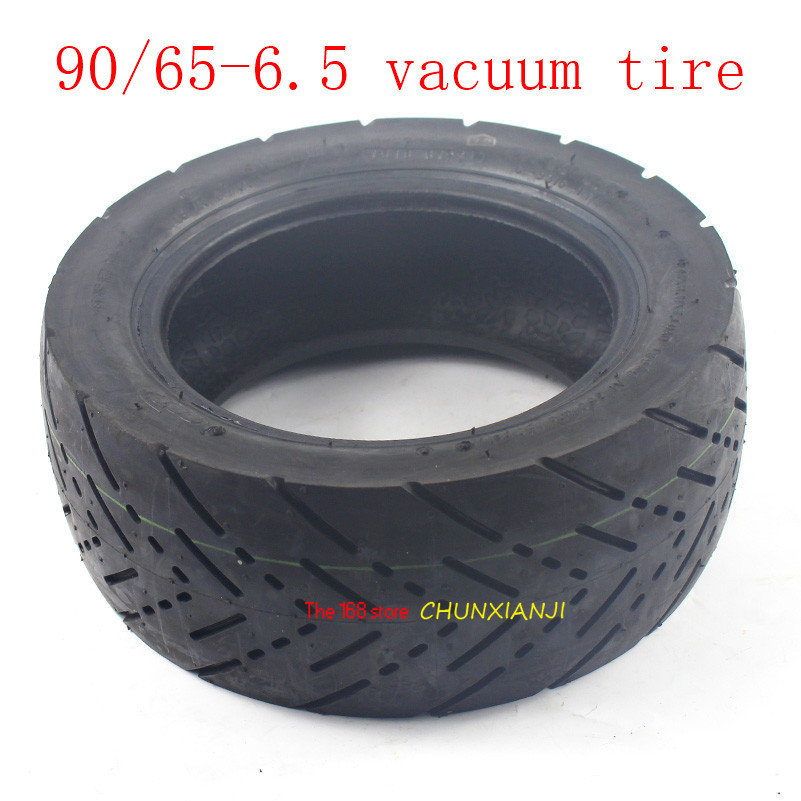 Qjoy Front Rear Tire+Inner Tube 90//65//6.5 110//50//6.5 for 47cc 49cc Mini Pocket Bike