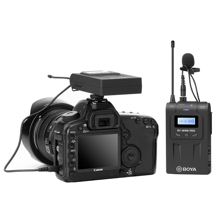 Lavalier Wireless Microphone15
