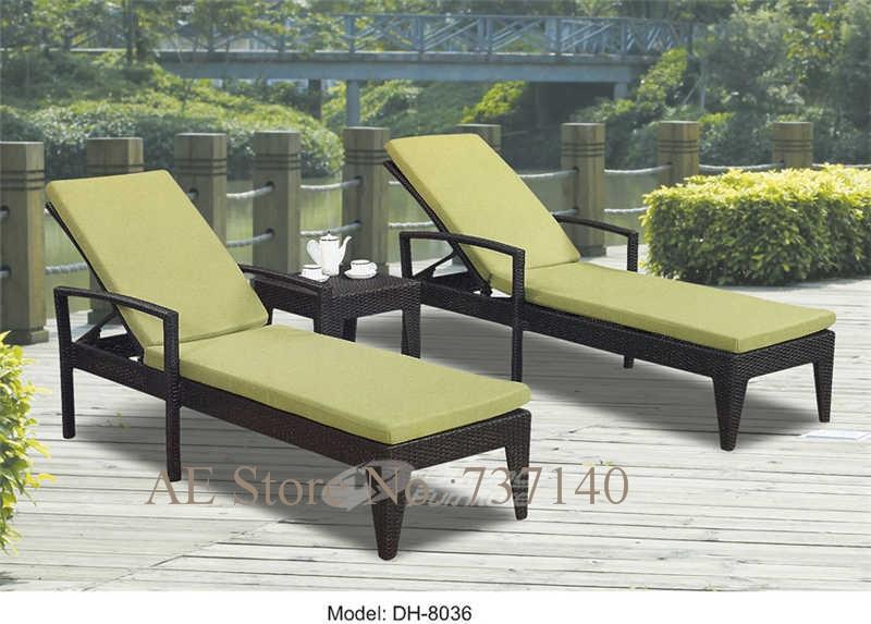 foshan transat de plage mobilier de balcon maison jardin meubles de piscine vente en gros