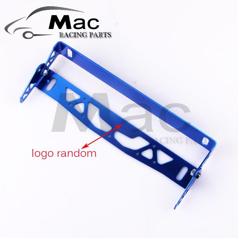 ộ_ộ ༽Auto universal de aluminio logo estilo al azar giratoria ...