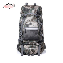 LOCAL LION Outdoor 75L Large Capacity Waterproof Hiking Backpack Camping Travel Climbing Bag Pack Women Men Sport Backpack