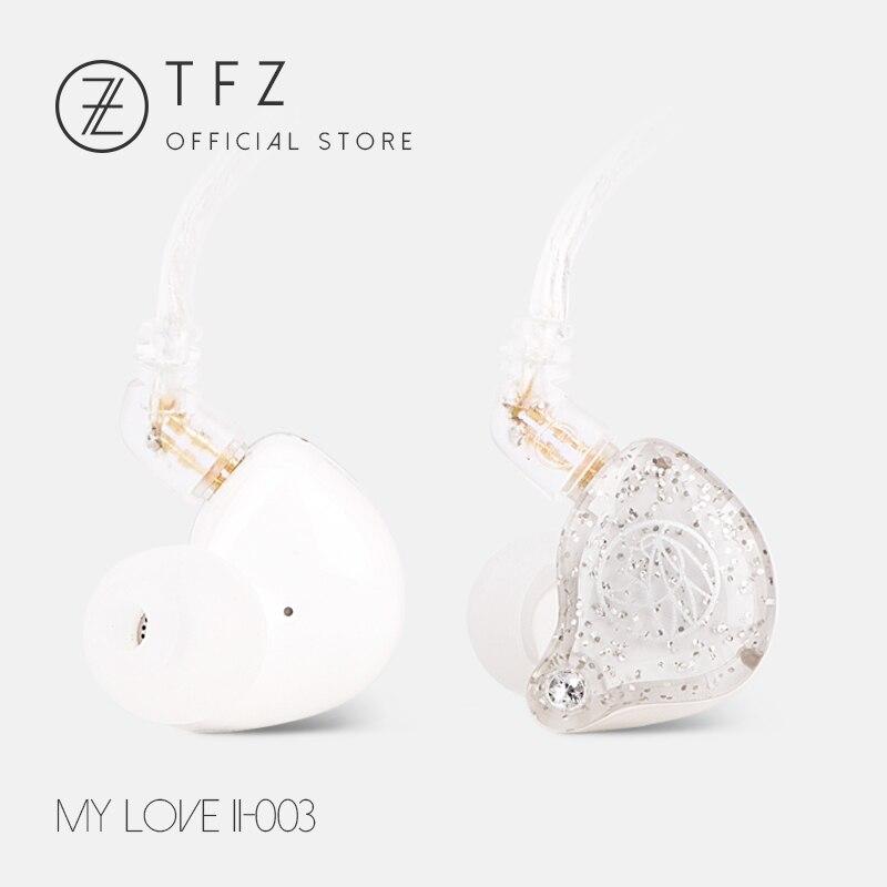 La cithare parfumée/MYLOVE II, écouteurs Hifi écouteurs intra-auriculaires, écouteurs de sport TFZ Neckband, téléphones auriculaires de haute qualité pour téléphone - 3