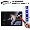 Protector de pantalla de vidrio templado para Microsoft Surface Pro 6 5 4 12,3 pulgadas TAB Tablet película protectora para Surface Pro6 pro5 Pro4