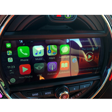 цена на For MINI Cooper F54 F55 F56 F57 F60 Car Navigation Screen Film Protector Instrument Panel Car GPS LCD display Cover Car- Styling