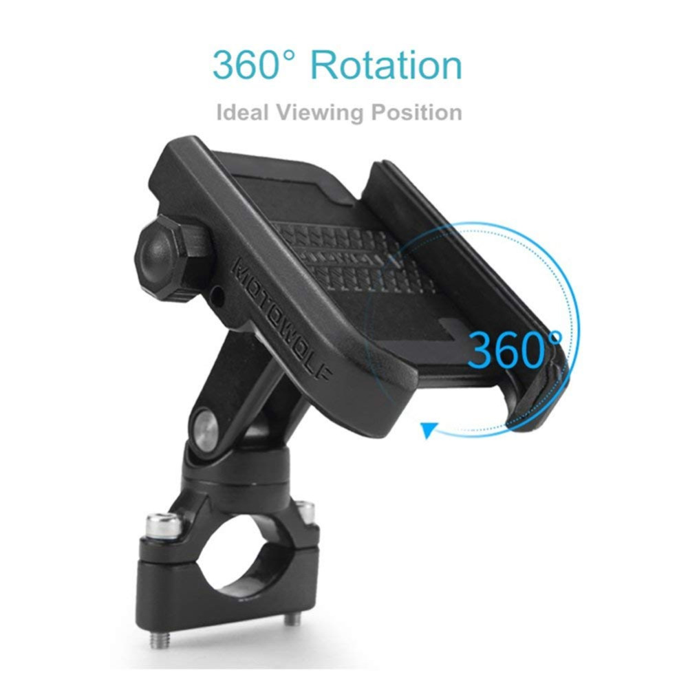Motorcycle Mobile Phone Holder For Honda NC750 NC750S NC750X NC700 S/X NC700S NC700X Stand Rotatable Installed On Handlebar