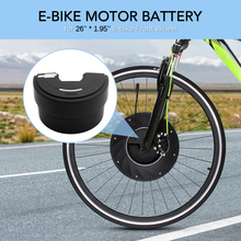 Ebike-Battery Electric-Bicycle-Conversion-Part Front-Wheel 36V for 26''--1.95''/700x23c