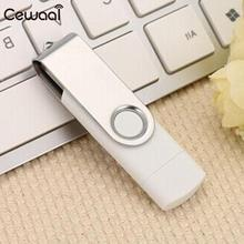 Cewaal USB 2.0 High Speed Pen Drive External Storage Data Transfer Memory Stick 4GB 8GB 16GB USB Flash Drive for Computer Gifts