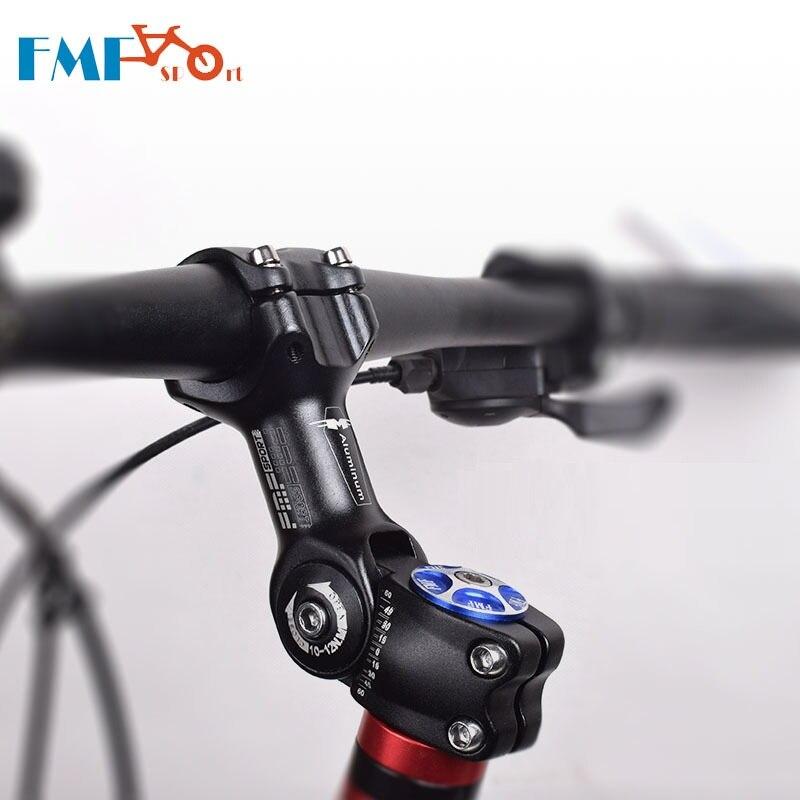 20° MTB Road XC Bike drop bar Stem 28.6*31.8*80//90//100mm KRSCT Aluminum stems